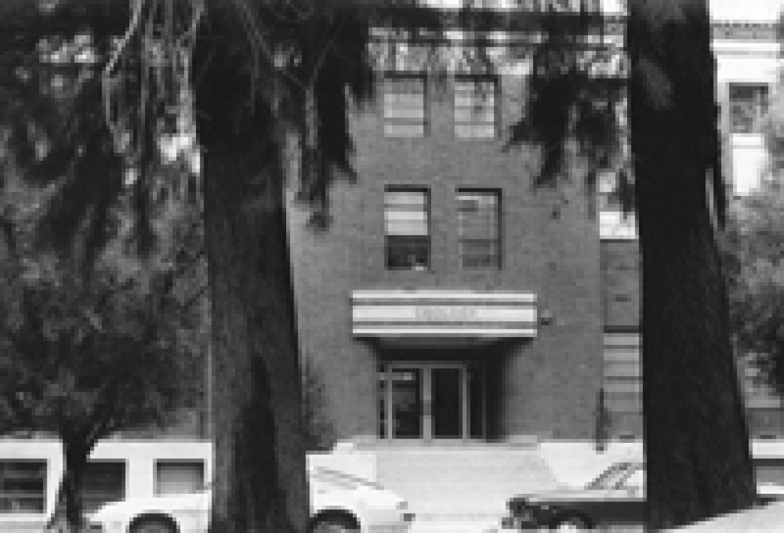 Mines and Engineering Building 1983