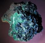 Azurite Nugget picture